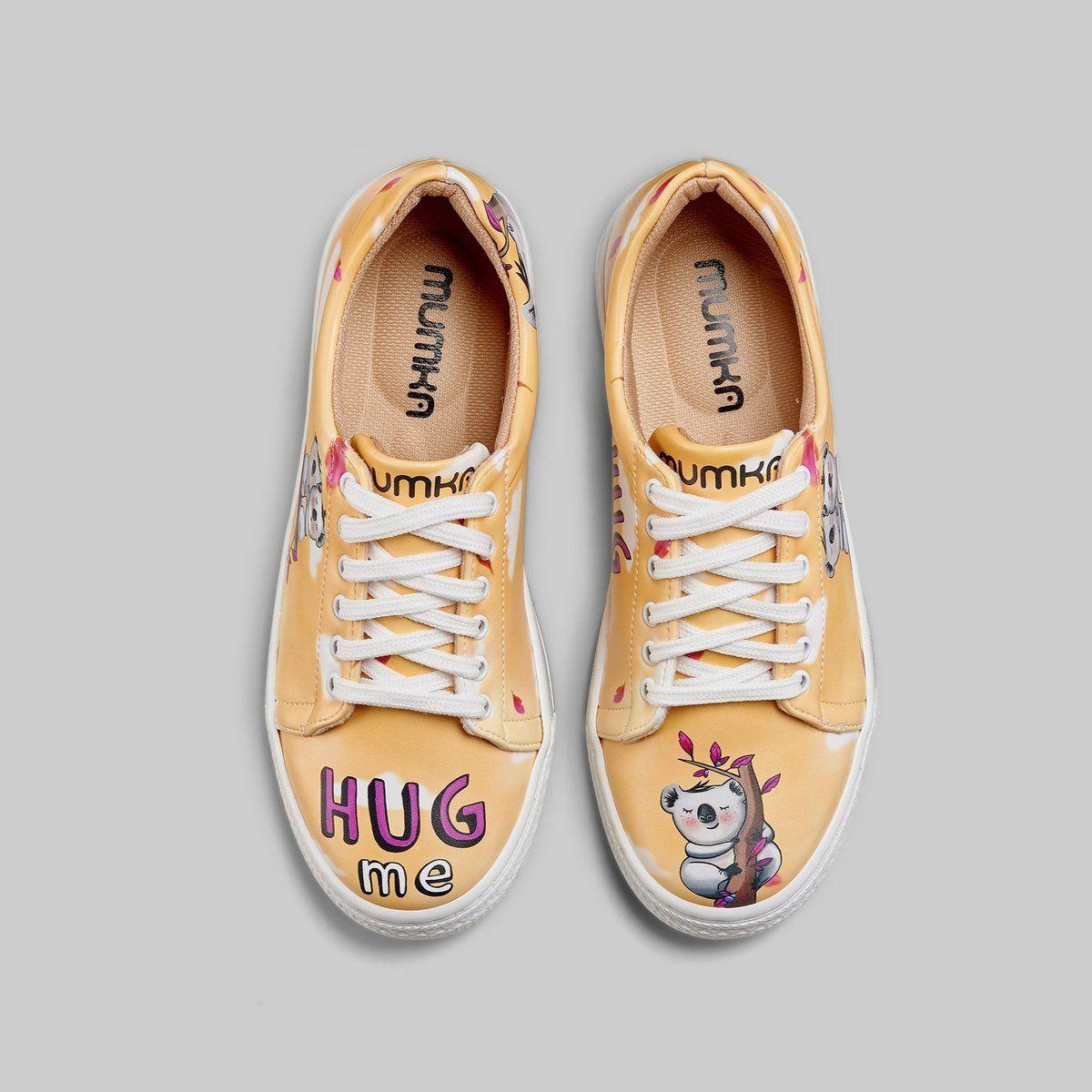 Sneakers Koala Przytul Mnie Mumka Shoes Polska Sperry Sneaker Sneakers Shoes
