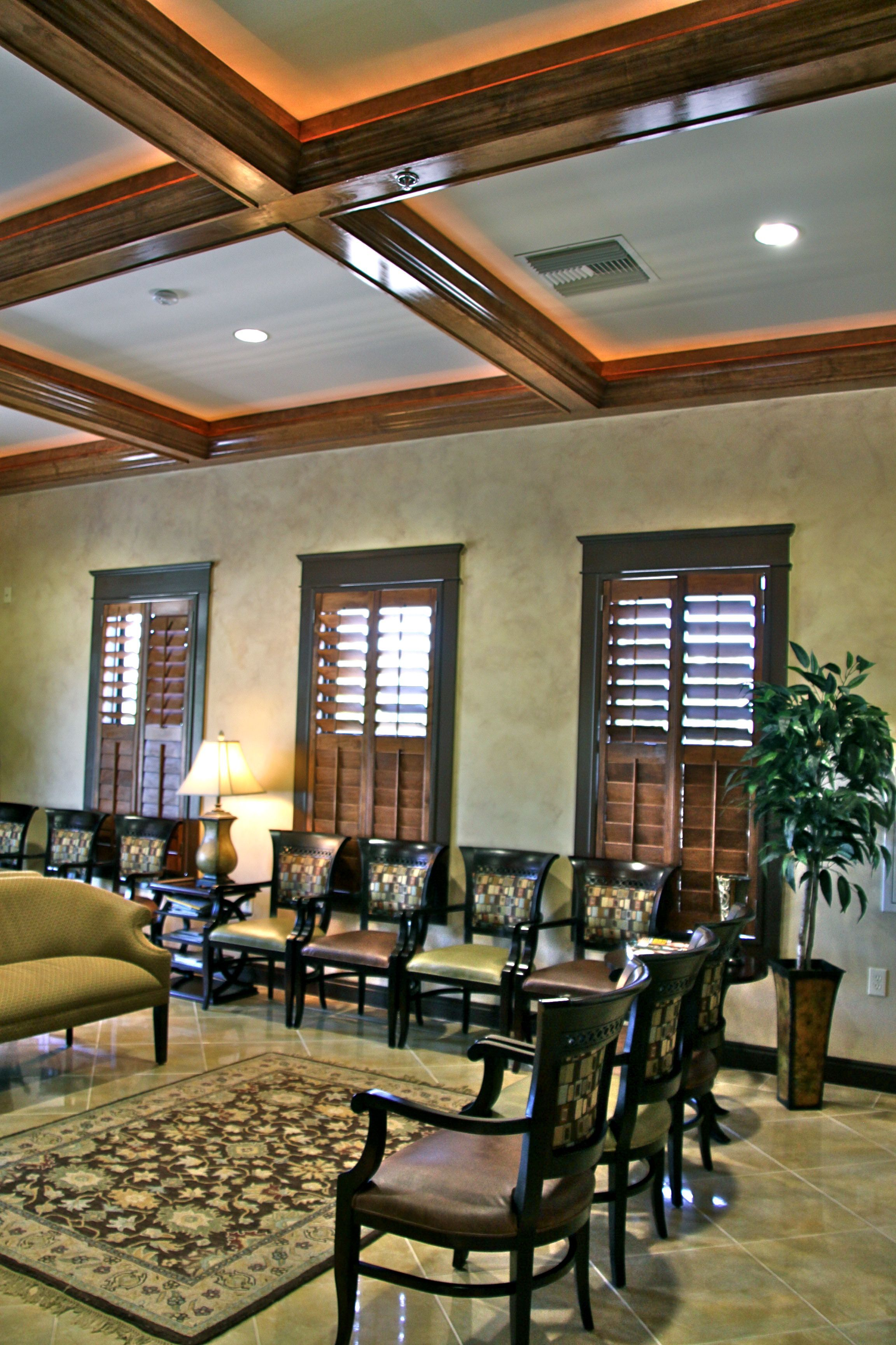 Waiting Room Design Ideas: Commercial Construction