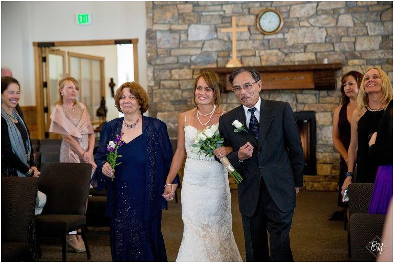 Married : Mr. and Mrs. Loflin   Estes Park, CO Wedding Photographer » Emily Kowalski Photography
