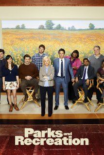 Parks and Recreation - love this series  Watching it on