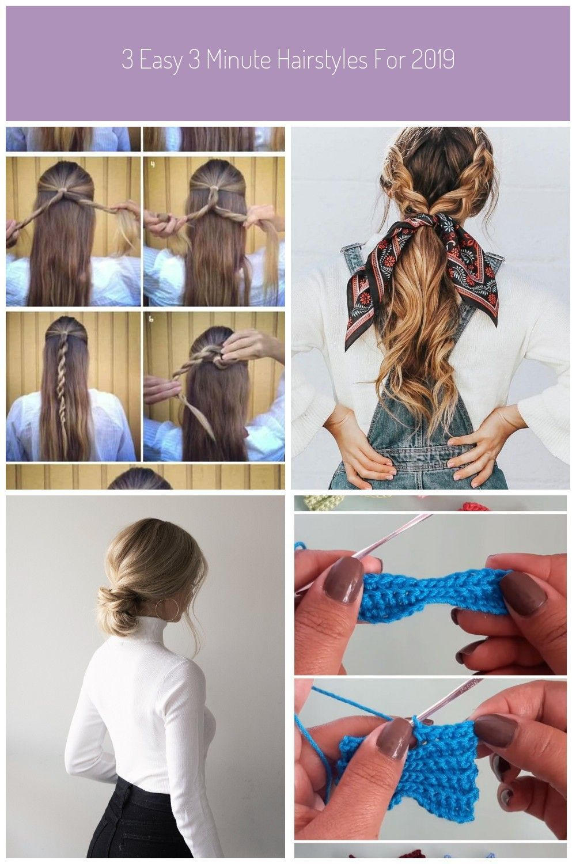 70 Super Easy Diy Hairstyle Ideas For Medium Length Hair Ecemella Hair Easy 7 Diy Diy Hairstyles Easy Medium Length Hair Styles Hair Styles