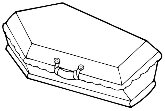 Un Cercueil Coloriage Reine Des Neiges Dessin Halloween Coloriage