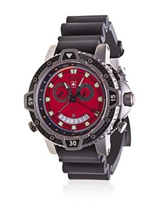Swiss Military Reloj de cuarzo Man Typhoon Scuba 45 mm