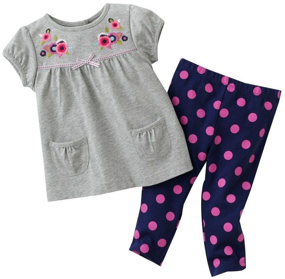 Armilum Toddler Kids Baby Boys Girls Outfits Set Clothes for Kids Toddler Kids Baby Boys Girls Solid Knit Tops Pants Pajamas Sleepwear Outfits Set