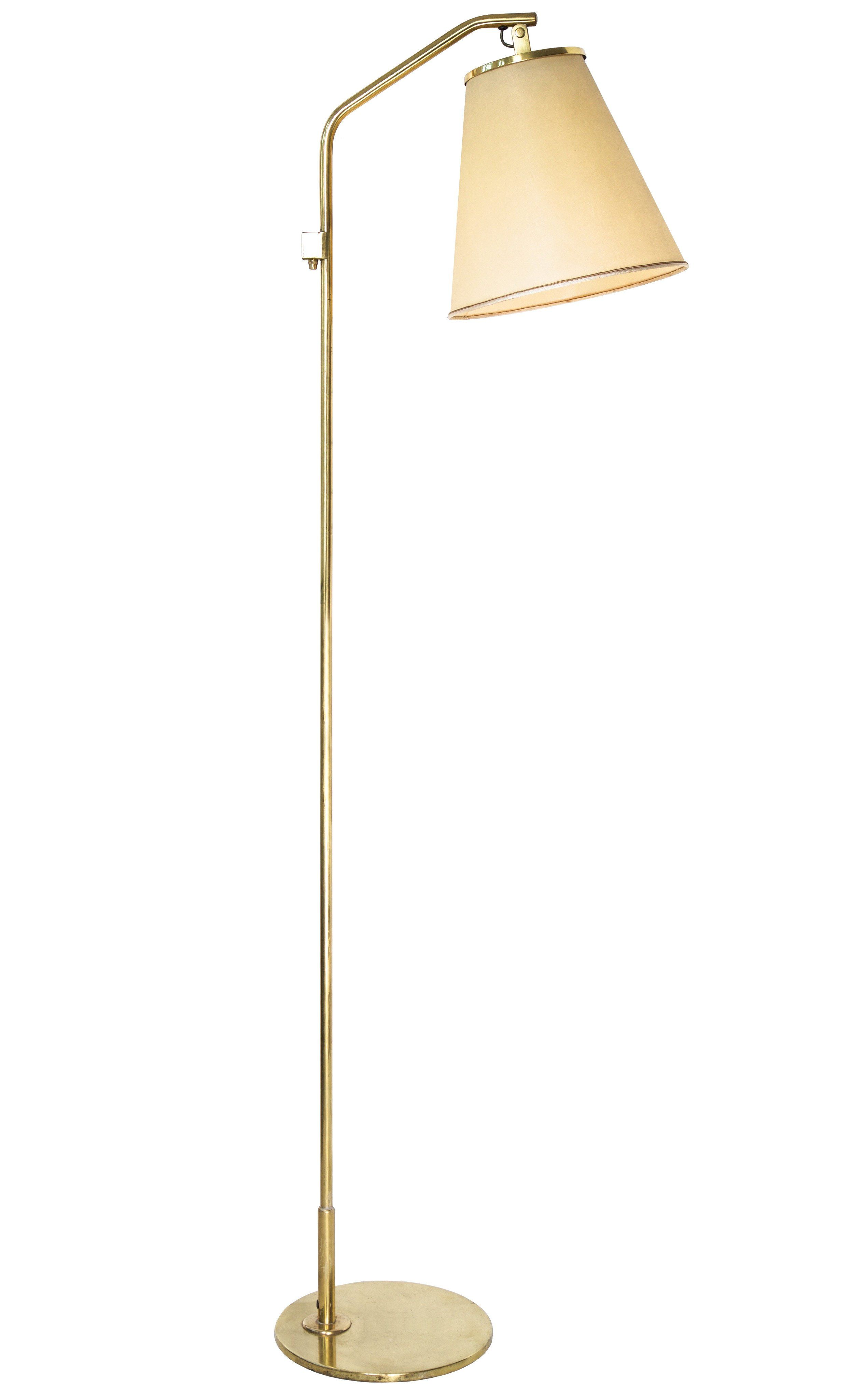 Paavo Tynell Floor Lamp Model 9613 Taito Oy 1940s The Exchange Int Floor Lamp Lamp Floor Lights
