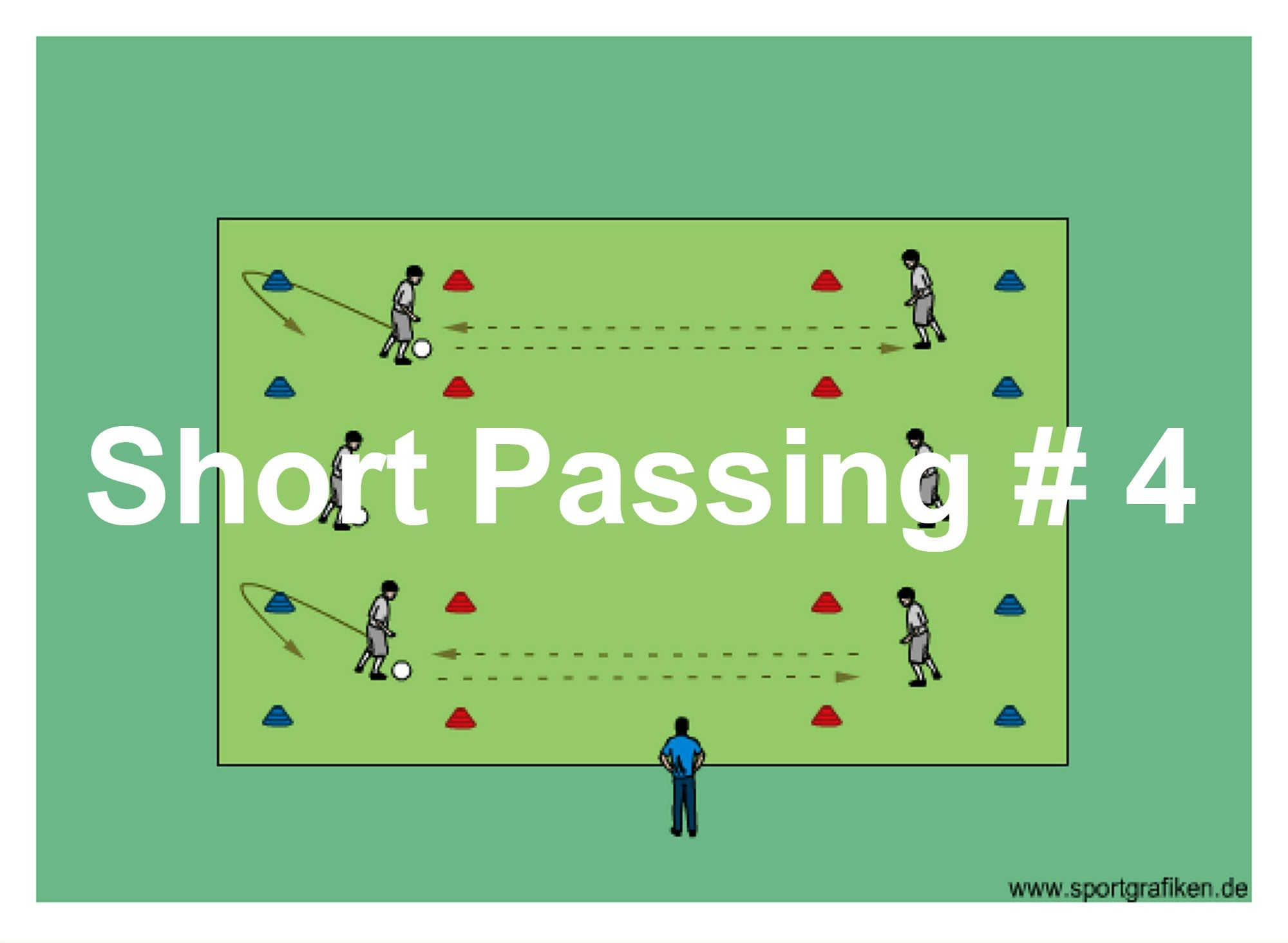 U8 Soccer Passing Drills And Activities Soccer passing