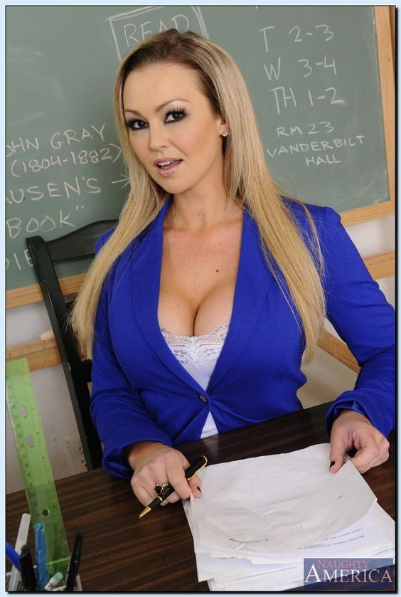 Teacher busty com