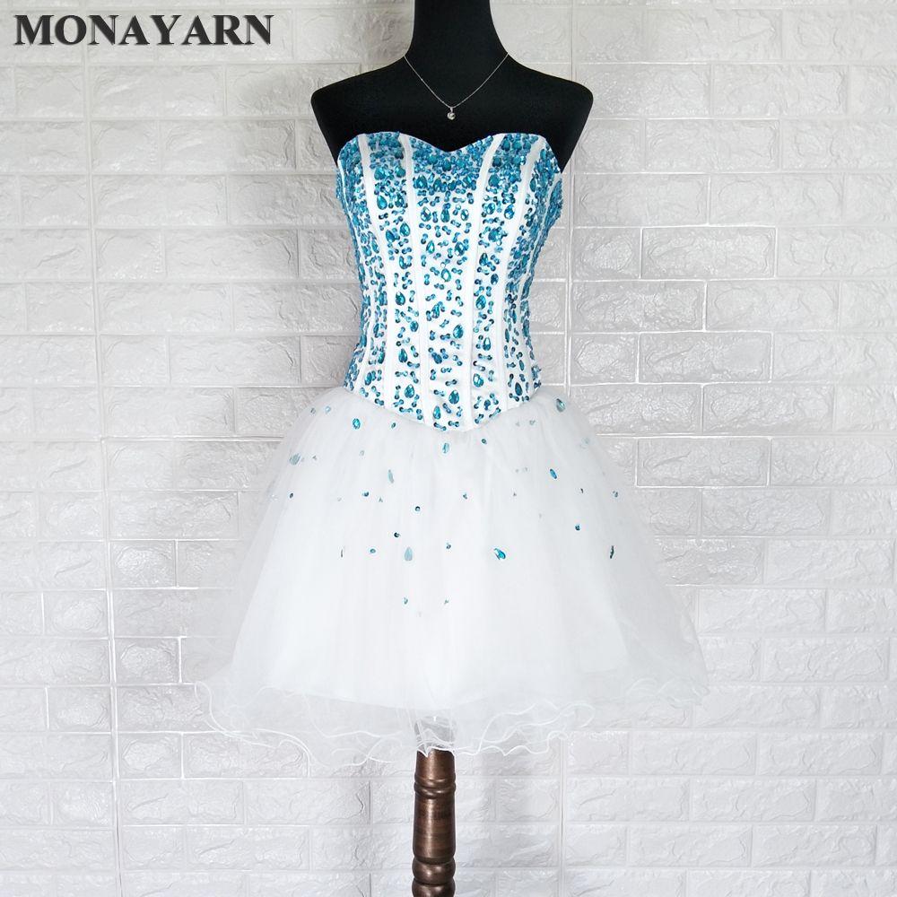 Click to buy ucuc pretty new vestido festa sweetheart white