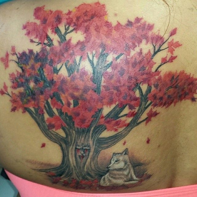 my game of thrones weirwood tree tattoo i love ink pinterest. Black Bedroom Furniture Sets. Home Design Ideas