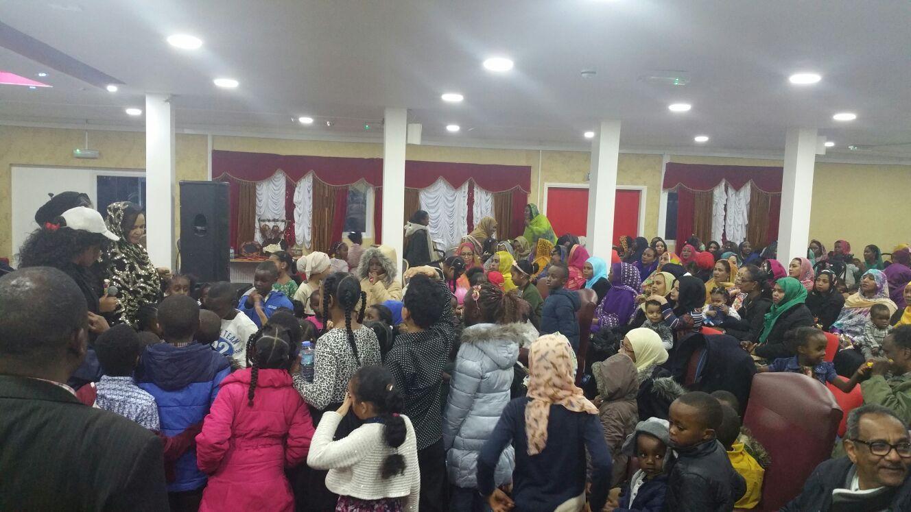 إتحاد دارفور بالمملكة المتحدة يشارك في يوم مهرجان السودان ببيرمنجهام الذي أقامته مجموعة شباب تنسيقية التغيير