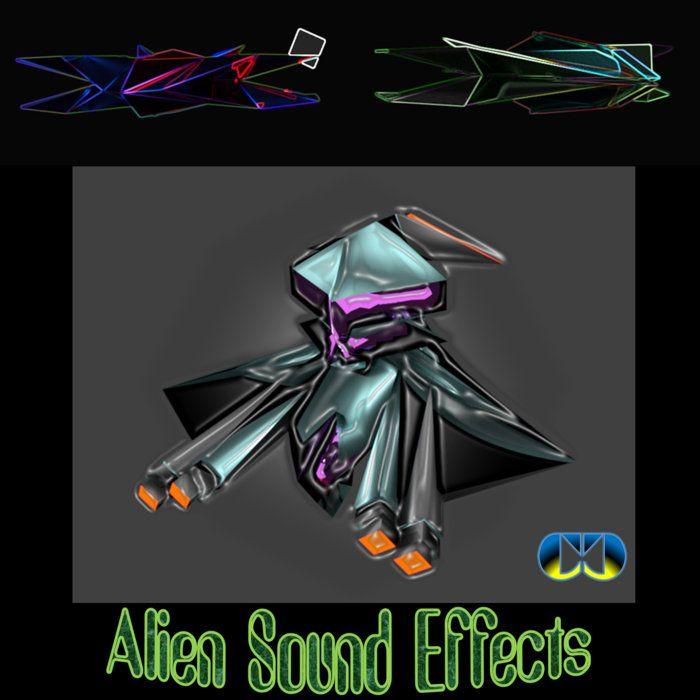 Инопланетные звуки скачать