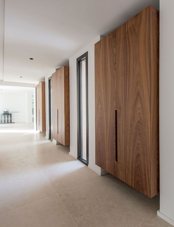 Interieur maison contemporaine blanche - Amenagement interieur design contemporain ...