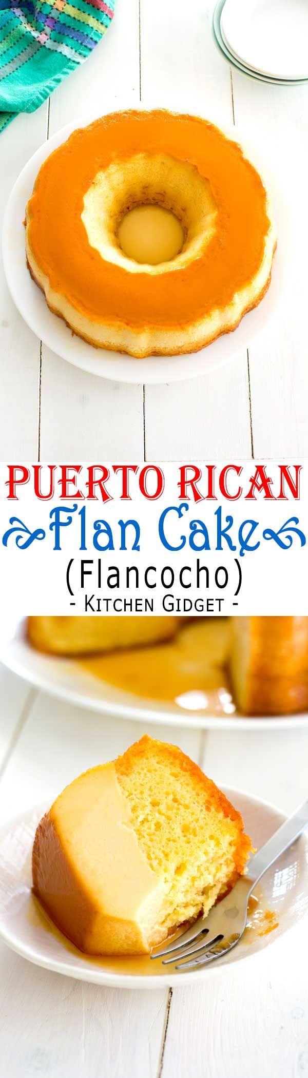 Puerto rican flancocho easy flan cake recipe puertoricanfood puerto rican flancocho easy flan cake recipe puertoricanfood cake recipe forumfinder Gallery