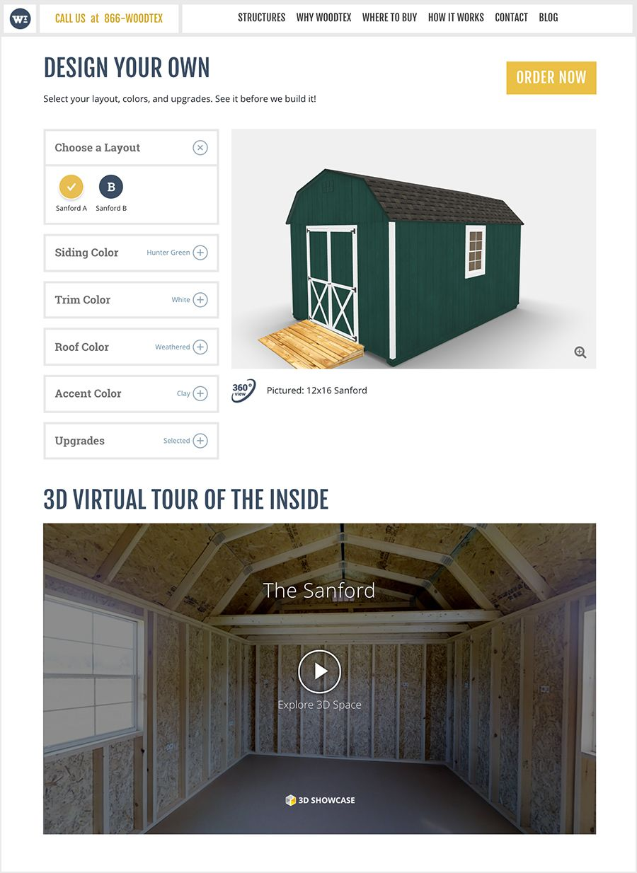 Design Your Own Shed! This Tool Is Awesome.