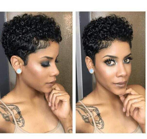 Beautiful Tapered Twa Short Natural Curly Hair Short Hair Styles Natural Hair Styles
