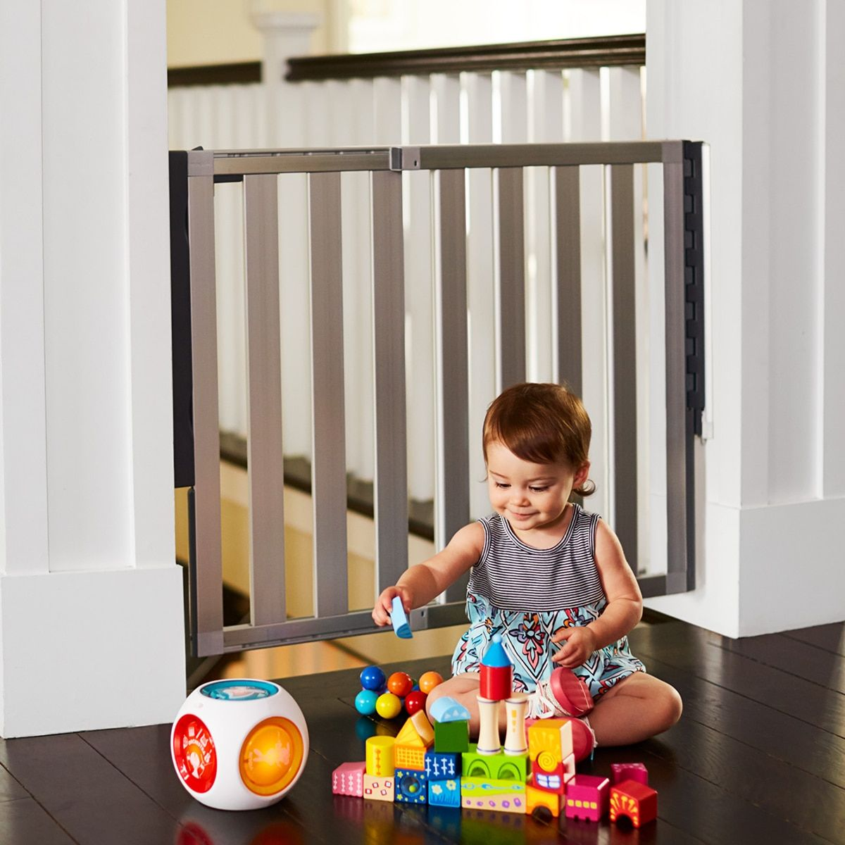 Loft™ loftgate (With images) Baby gates, Baby safety