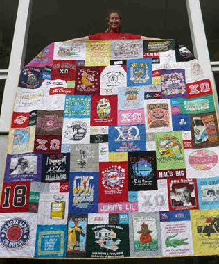 Pin By Jacquie Prindle On Crafty Tee Shirt Quilt Shirt Quilt Quilts