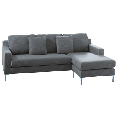 Dwell Oslo Reversible Corner Sofa Grey 899