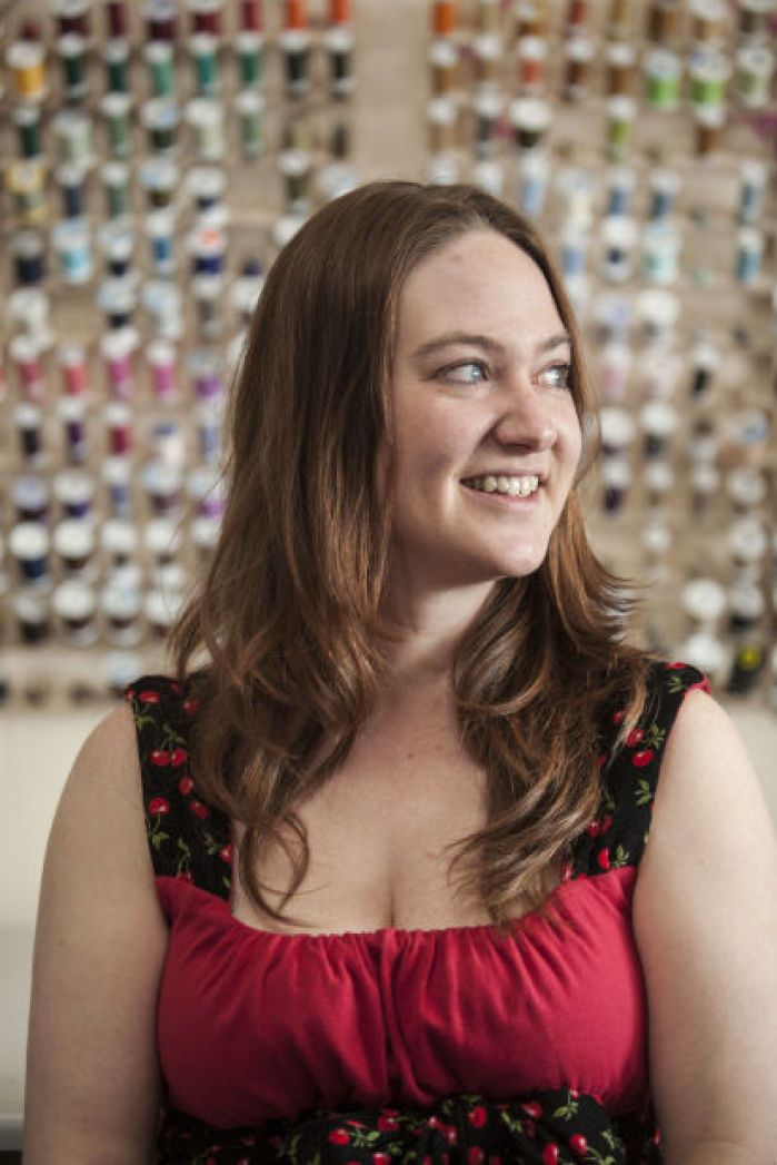Wyoming offers more than Western fashion. This single mother of two will launch Elime in a fashion show August 23 in Casper, Wyoming. Her designs are fun, beachy and recycled.