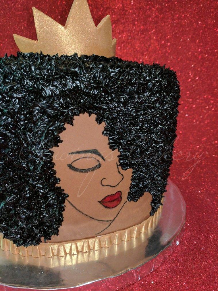 Afro Cake Cupcake Cakes Birthday Cake 16 Cake