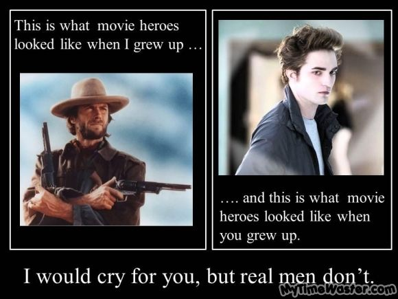 Quoting Quiverfull Real Men Marry Hero Movie Real Man Funny Memes