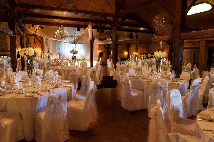 Hernder Estate Wines Wedding Venue In Niagara Ontario Canada Dramatic Chic And Rustic