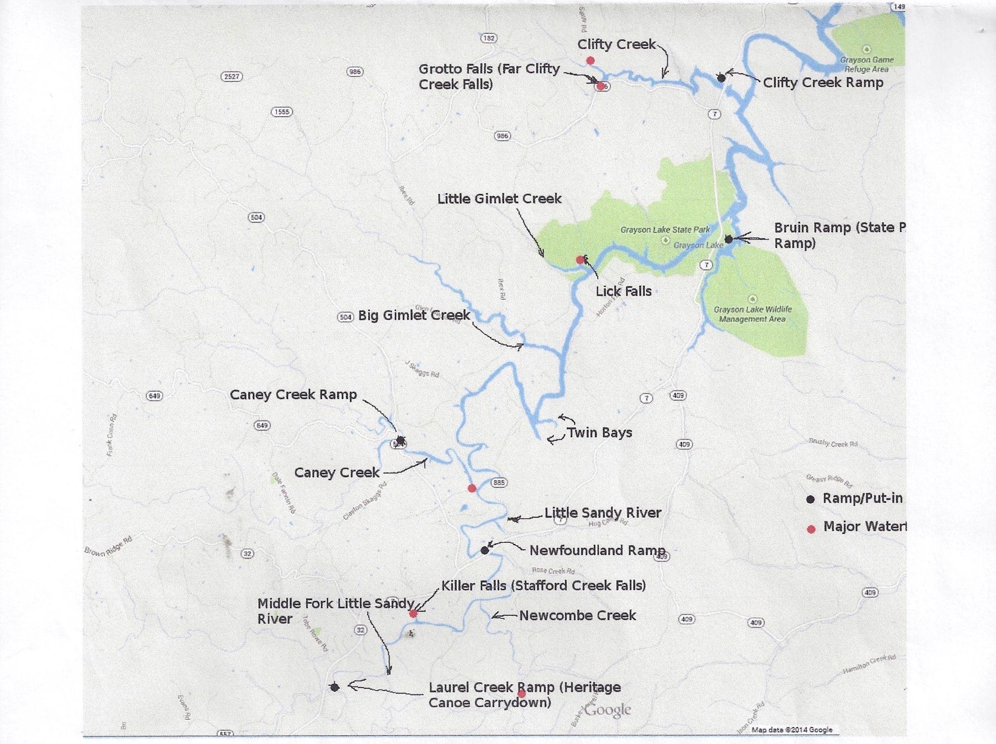 Timeline Photos Laurel Gorge Cultural Heritage Center Lake Kayaking Waterfall Adventure Kayaking