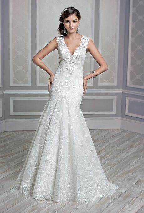 Brides kenneth winston fall 2015 wedding dress by for Private label wedding dress