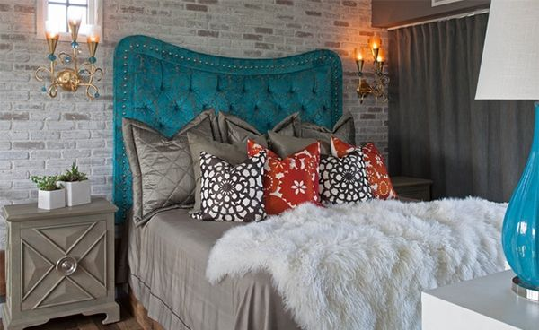 10 Custom Upholstered Headboards Samantha's pin place