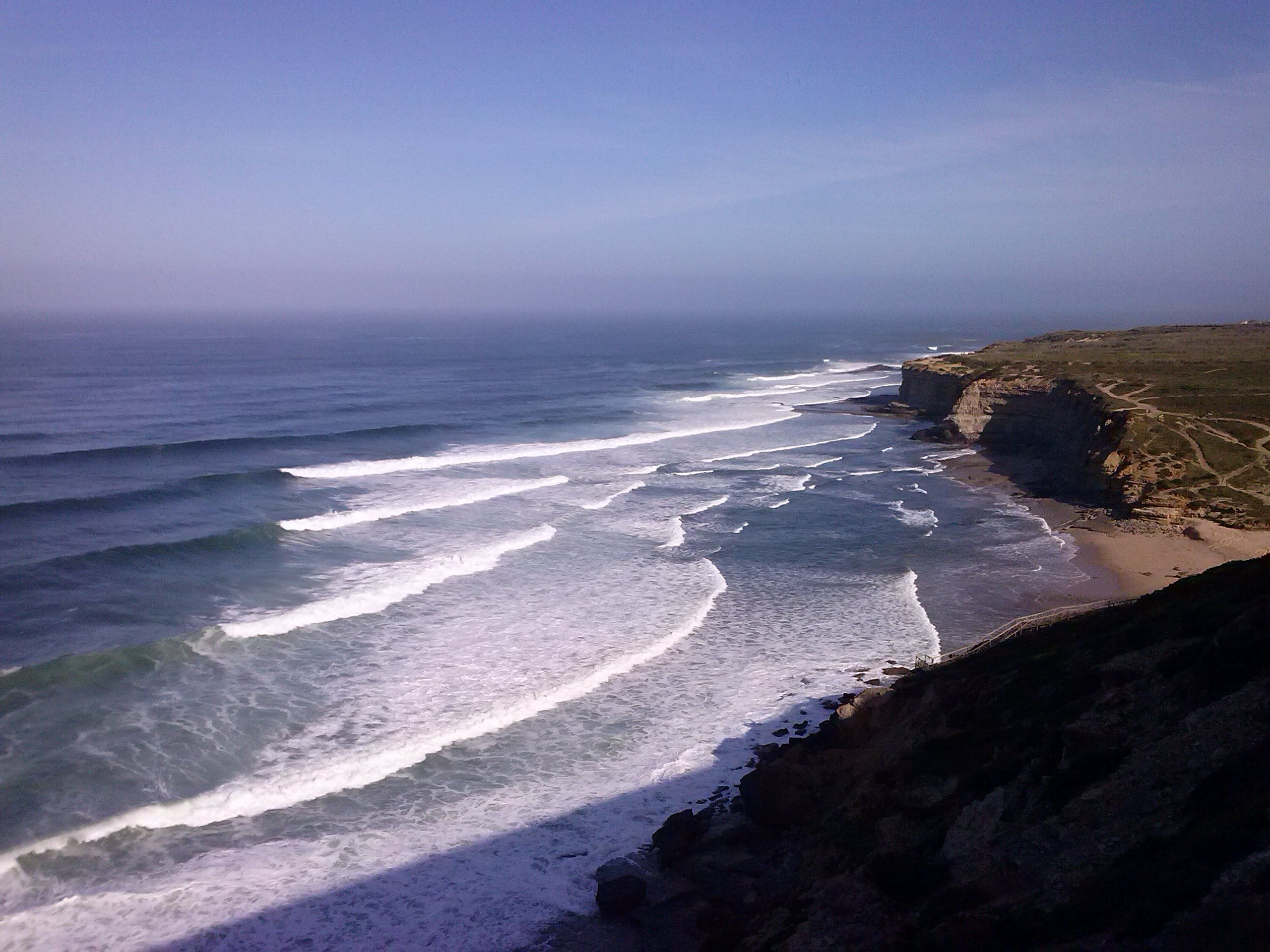 Ericeira, Portugal #waves