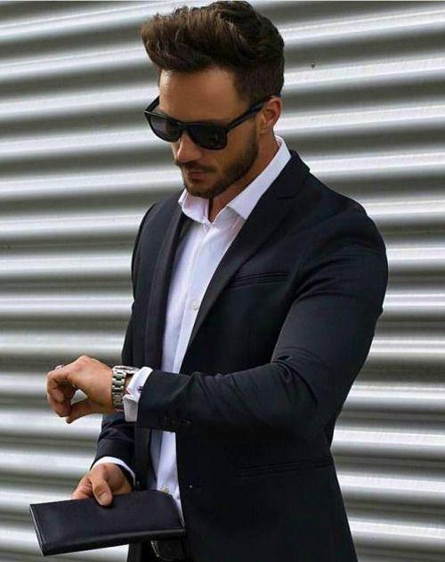 1000  images about Fashionable Men on Pinterest | Suits, Rock