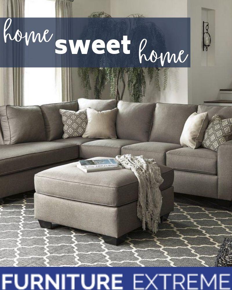 Furniture Extreme Calgary Camden Right Chaise Condo