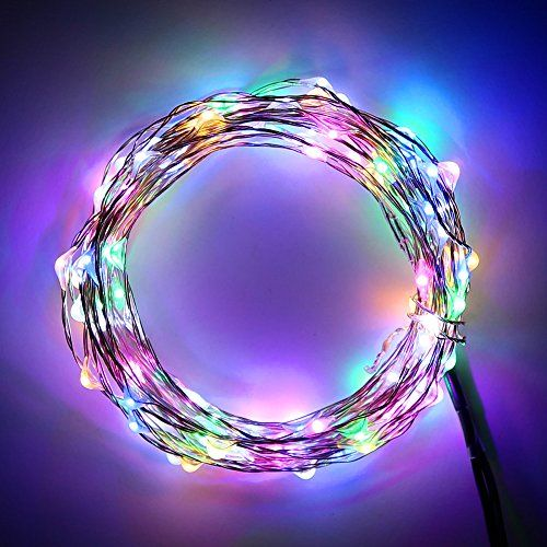 Purple Rope Lights Mesmerizing Addlon Indoor And Outdoor Starry Christmas Lights With Ul Certified Decorating Inspiration