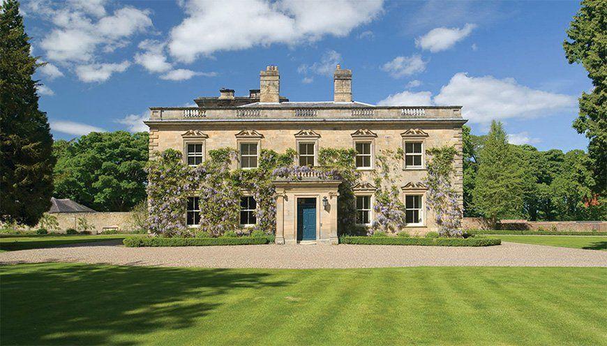 10 Magical Manor House Wedding Venues Eshott Hall Chwv
