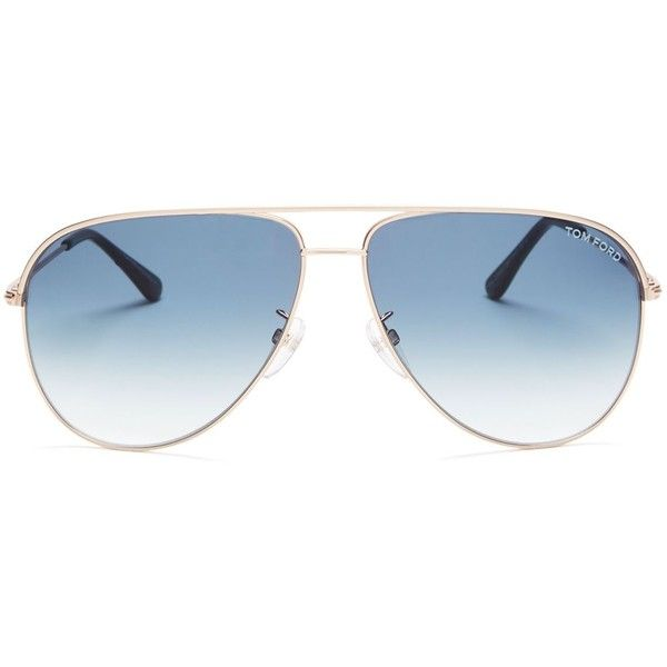 639ea021d27c Tom Ford Erin Aviator Sunglasses