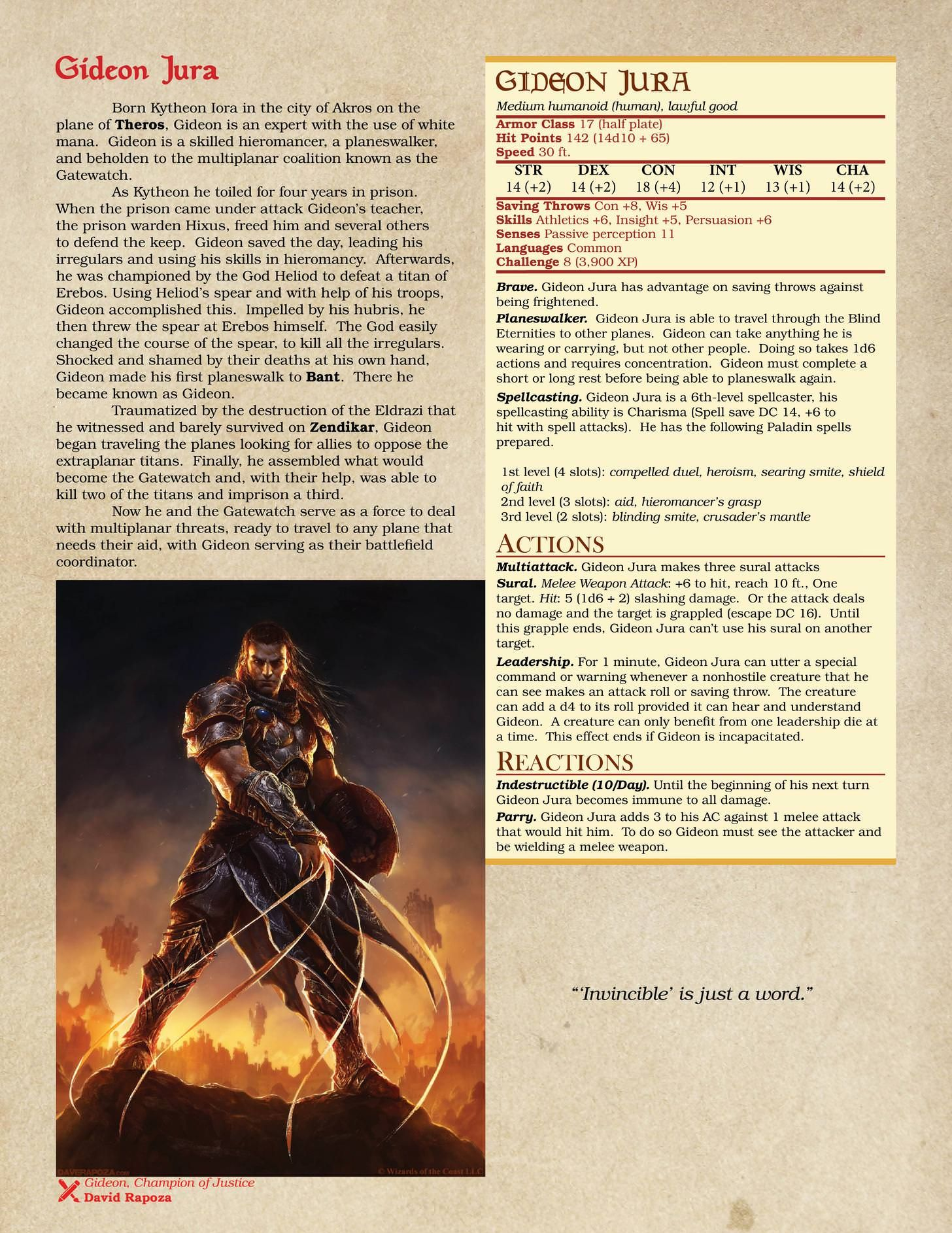 The NPC (Crowbar Book 4)