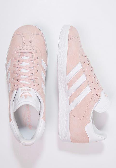 buy online 96d10 45fee Adidas Originals GAZELLE - Vapour pinkwhitegold metallic - talla 11.5