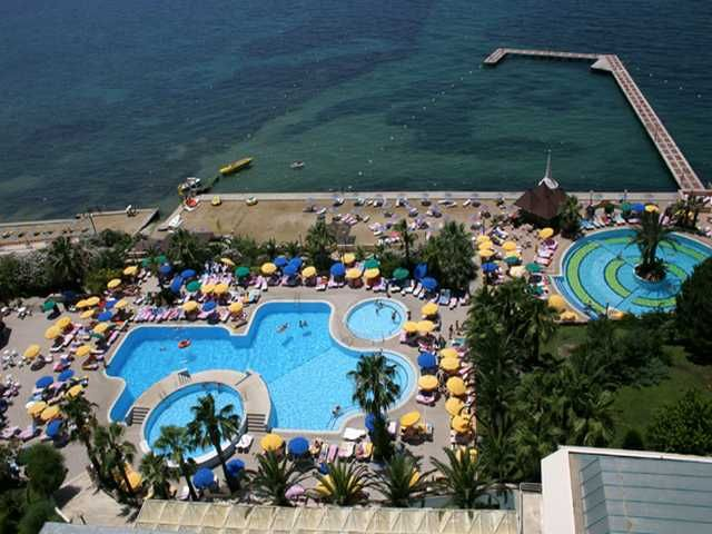 Fantasia Hotel De Luxe Kusadasi Izmir Area Hotel Kusadasi Hotels In Turkey