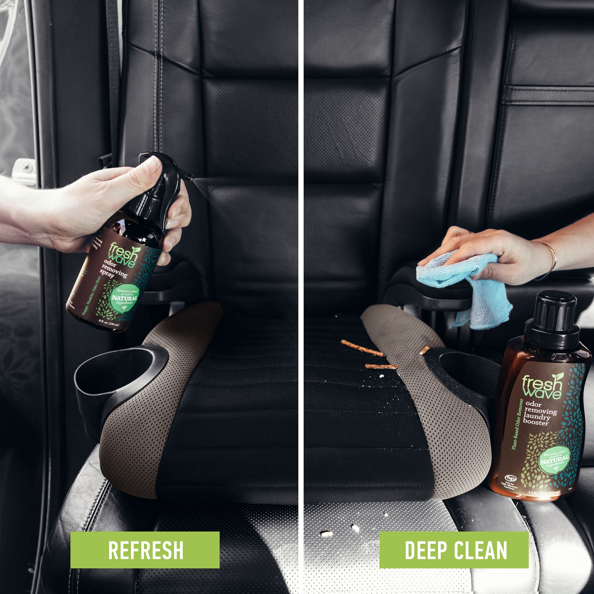How To Get Human Urine Smell Out Of Car Seat