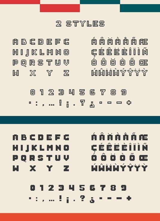 Sabo - Free font