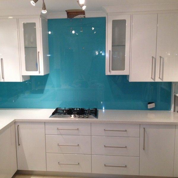 Image result for dosseret de cuisine blue | Bathroom ideas ...