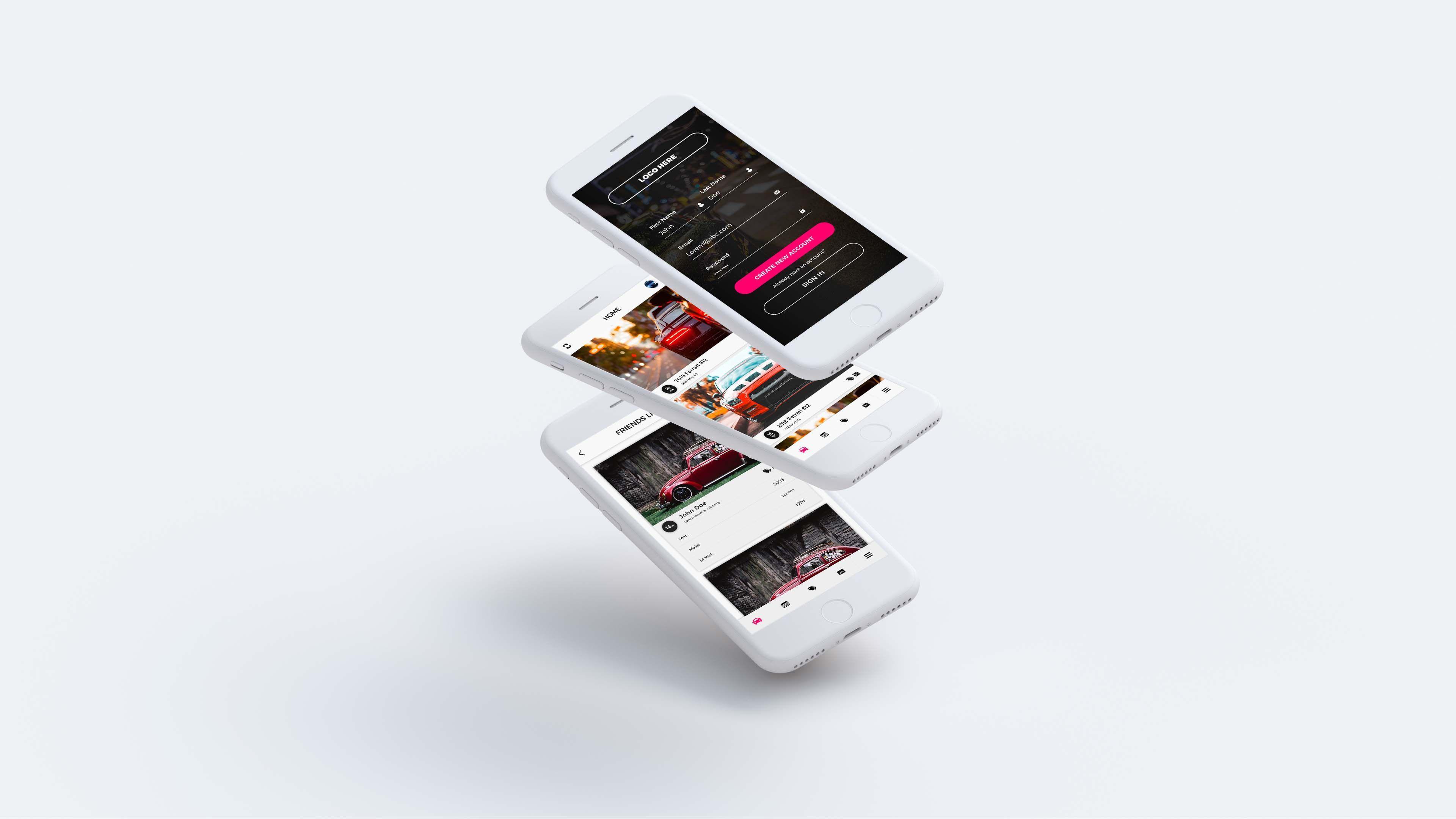 Pin on App design