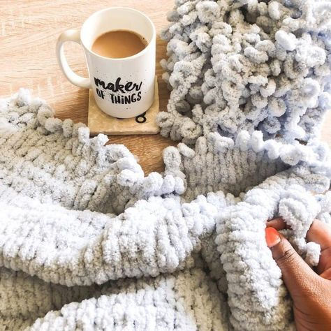 Loop Yarns Product Review And Free Blanket Pattern