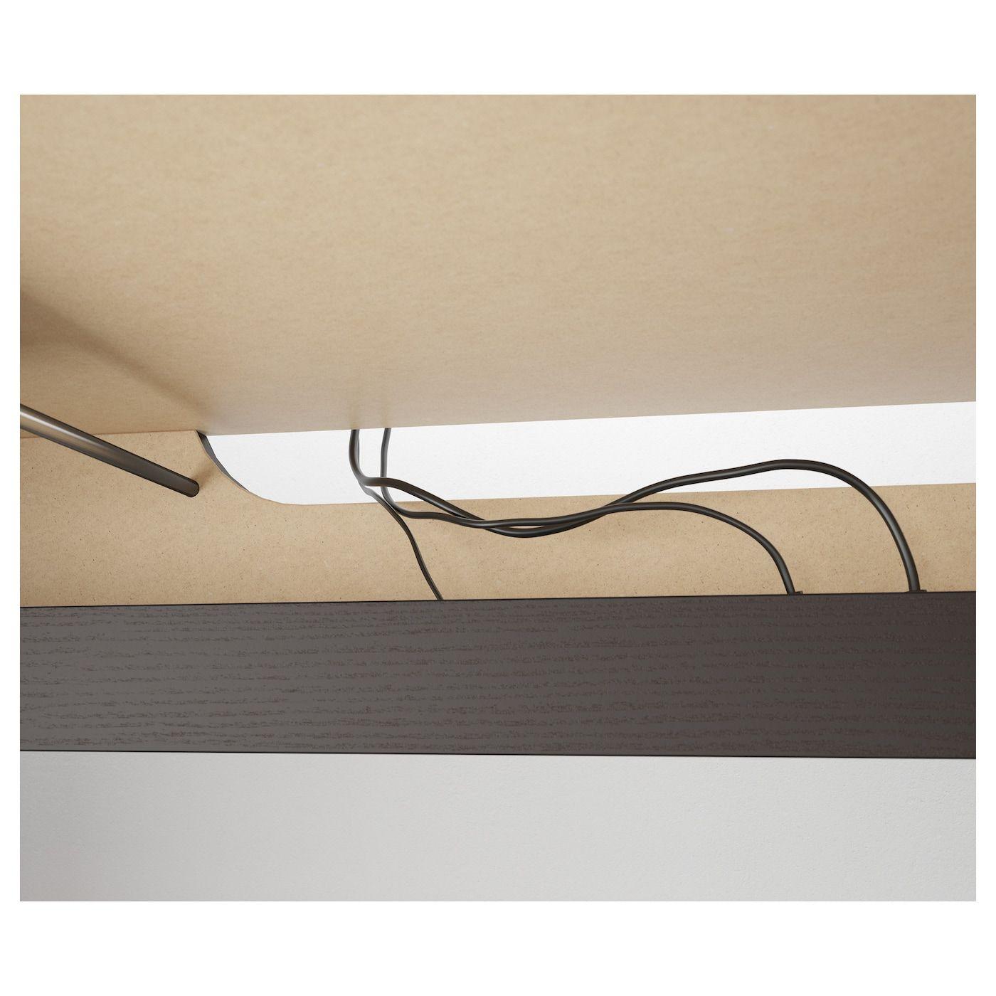 Ikea Malm Schreibtisch Mit Ausziehplatte