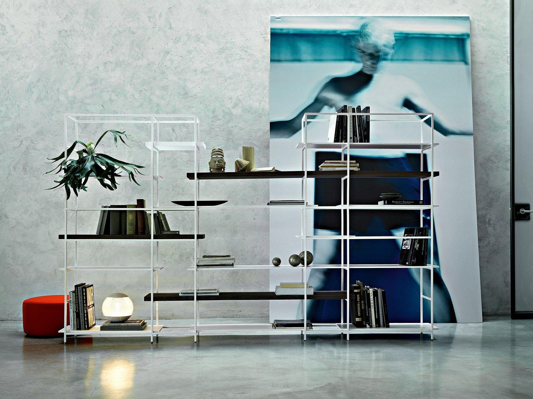 Etagere Composable En Metal Plain By Lema Design Francesco Rota Design Mobilier De Salon Deco