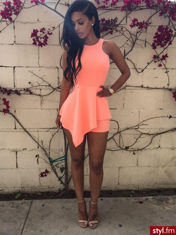 6d69c843e beauty queen | móda | Dresses, Fashion a Dress with stockings