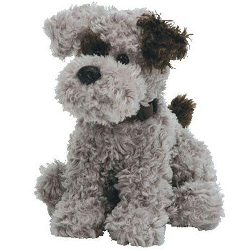 TY Beanie Baby - FIZZER the Dog (6 inch) | Beanie Babies