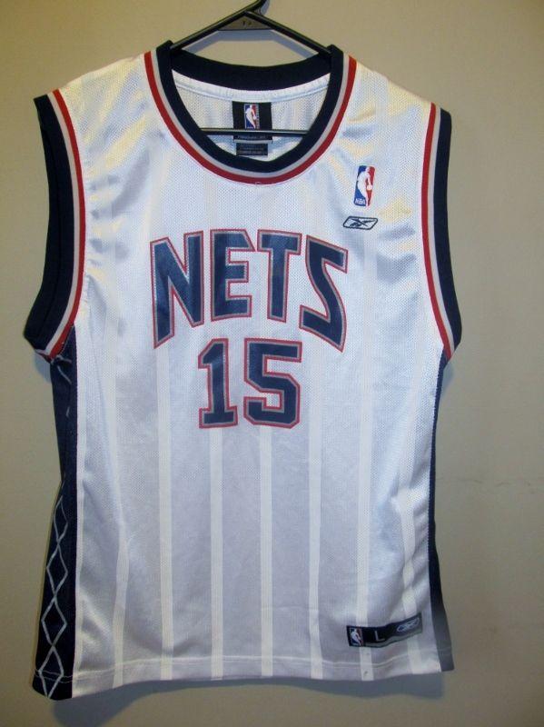 91560123d95 Vintage Vince Carter New Jersey Nets jersey