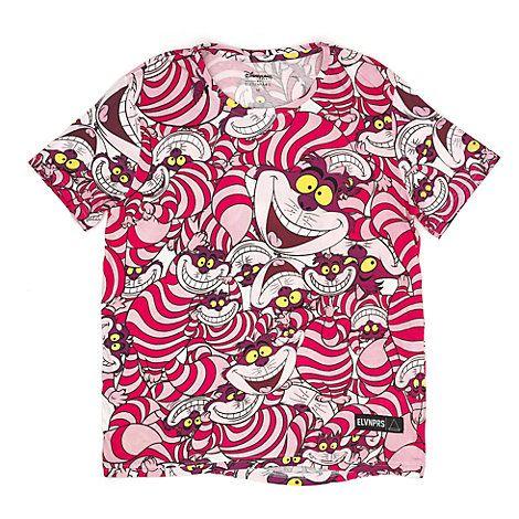 Disneyland Paris und ELEVENPARIS - Grinsekatze T-Shirt für Damen