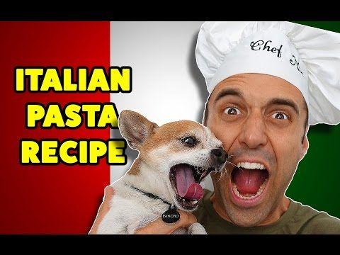 Best summer Italian pasta recipe - YouTube